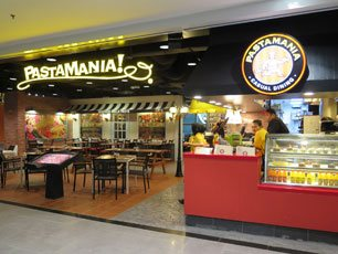 Pastamania at klia2