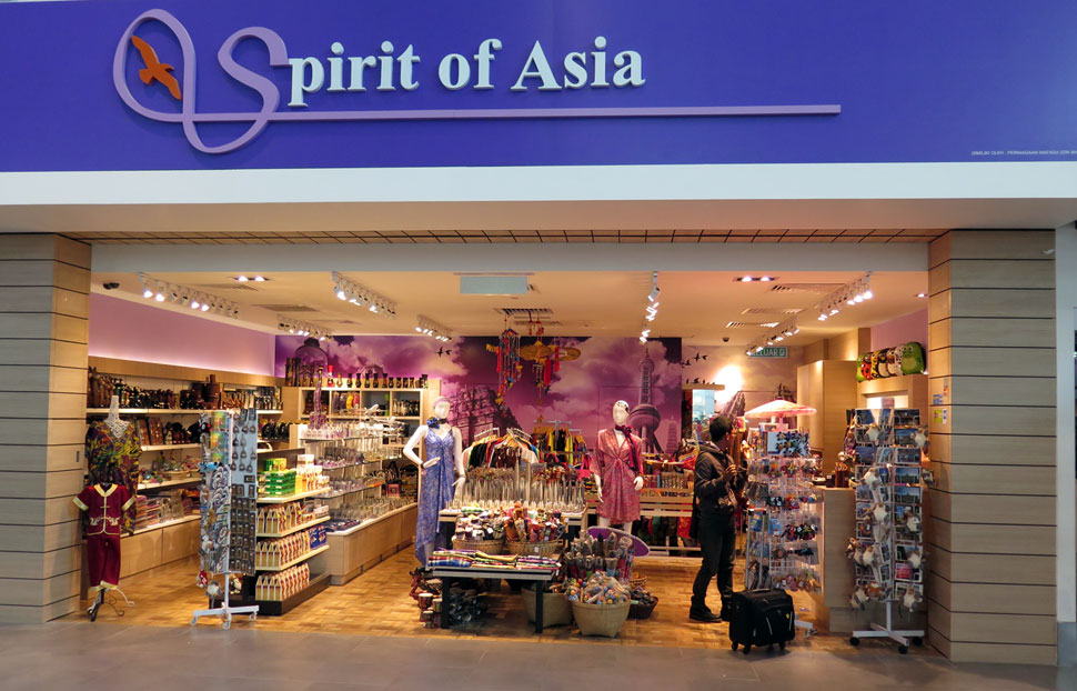 Spirit of Asia, klia2