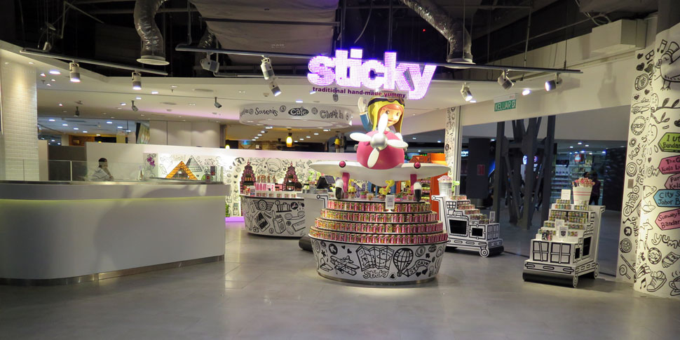 Sticky House, klia2