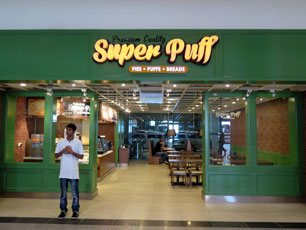 Super Puff at klia2