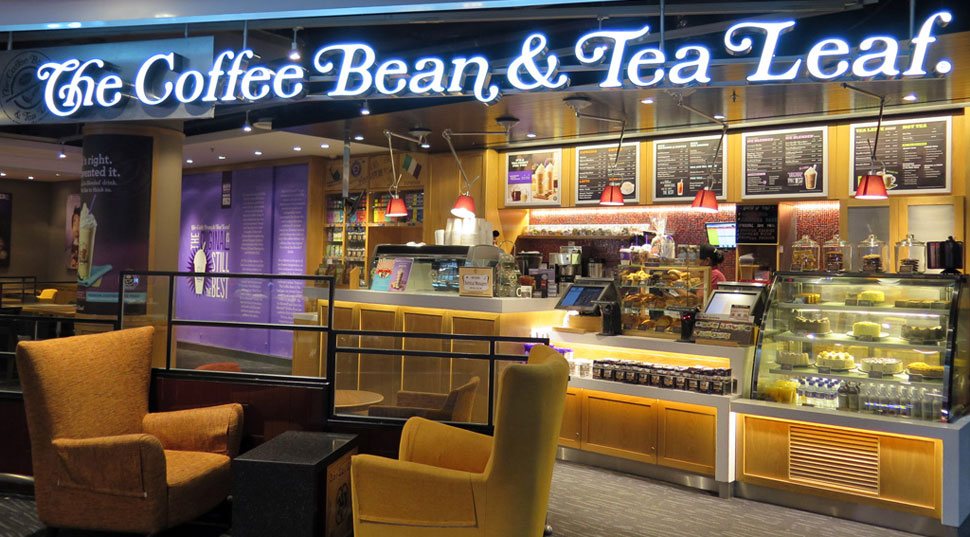 The Coffee Bean & Tea Leaf, klia2