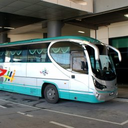 Airport Coach, airport buses from KLIA to KL Sentral and vice versa