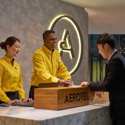 Aerotel Kuala Lumpur, offering one-of-a-kind airport accommodation, all the comforts of home, right at the klia2 airport