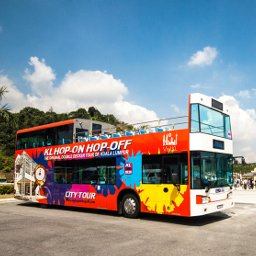 KL Hop-On Hop-Off Bus, covers 40 attractions in Kuala Lumpur