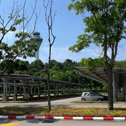 Long Term Car Park (LTCP), public parking at a rate of RM2.50 for every hour, or RM32 a day