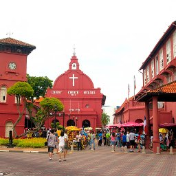 How to go to Melaka / Malacca, what to do there, and where to stay