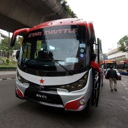 Star Shuttle, shuttle buses from klia2 to Pudu Sentral, Ipoh, Teluk Intan, and Sitiawan