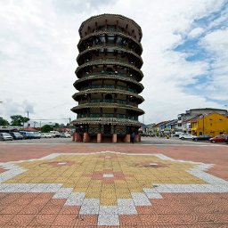How to go to Teluk Intan