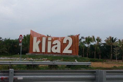 Driving Guide To Klia2 Airport Klia2 Info