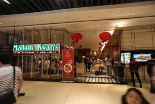 Inside Shopping Mall, Bukit Bintang