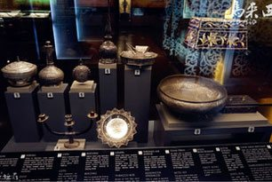 Artifacts in National Museum