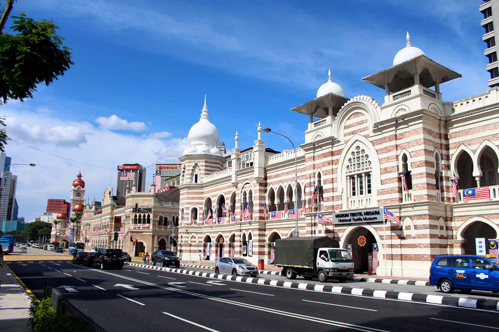 Image result for National Textiles Museum kuala lumpur