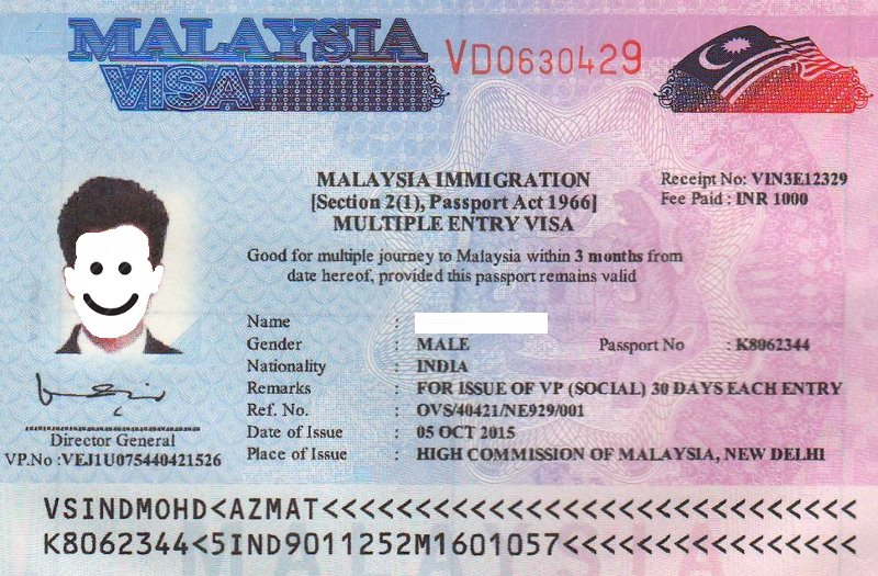 Malaysia Visa information, types of Visa, where and how to apply