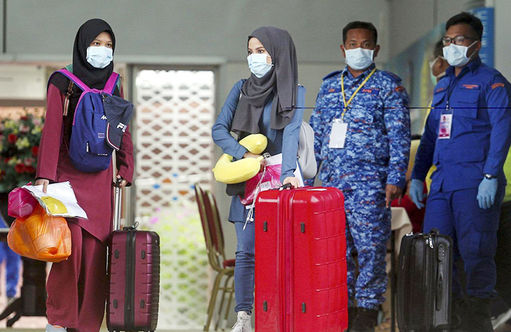 81 quarantined people who returned from Italy allowed to go home