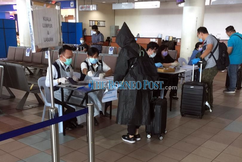 Uggah says those returning from Kuala Lumpur International Airport (KLIA), who have been quarantined there, will have to undergo another test upon returning to Sarawak and isolated in designated hotels first. – File photo