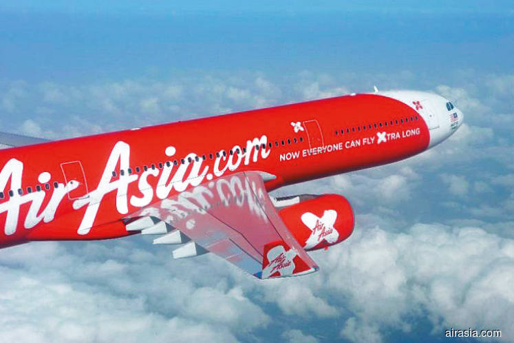 Marginal normalised loss for 4Q expected for AirAsia X