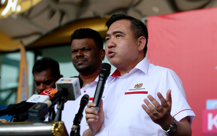 Transport Minister Anthony Loke said the committee, comprising government agencies and ministries, would be tasked to ensure a smoother operation at various entry points, especially so with Visit Malaysia 2020 (VMY2020) around the corner, when some 30 million tourists were expected to arrive.NSTP/IQMAL HAQIM ROSMAN