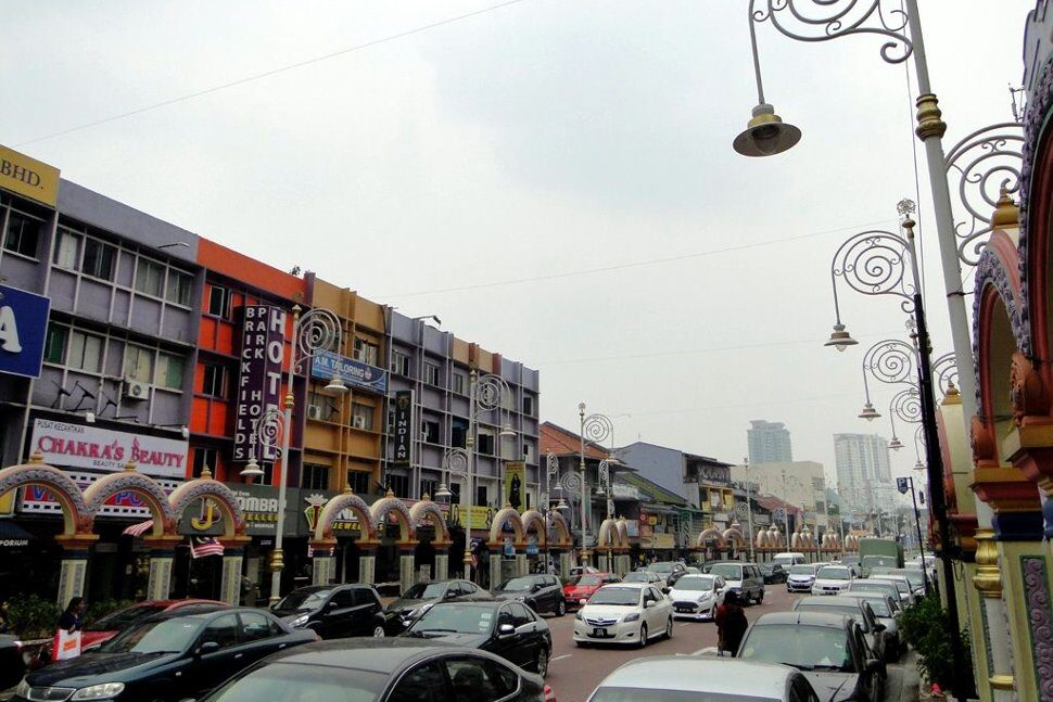 Brickfields, Little India