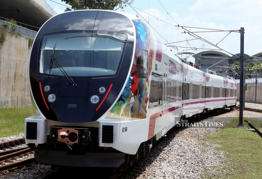 The KLIA Ekspres and KLIA Transit services will remain suspended during the MCO period. - NSTP/file pic
