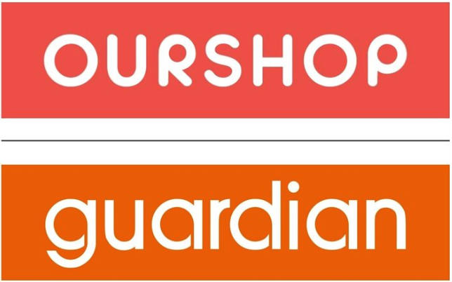 Guardian is the first dedicated health and beauty retailer to team up with Ourshop