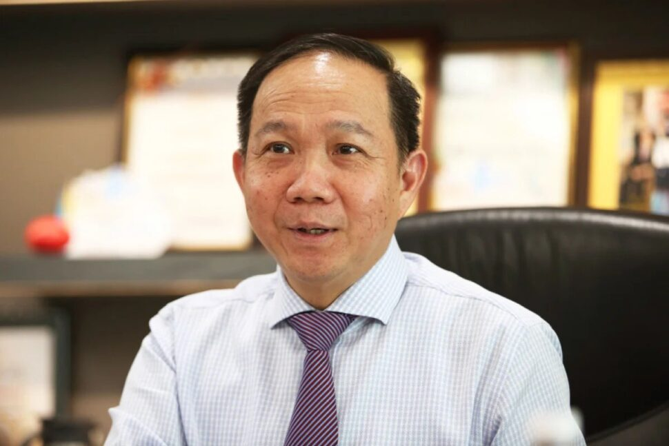 IJM Land senior general manager (central region) Datuk Hoo Kim