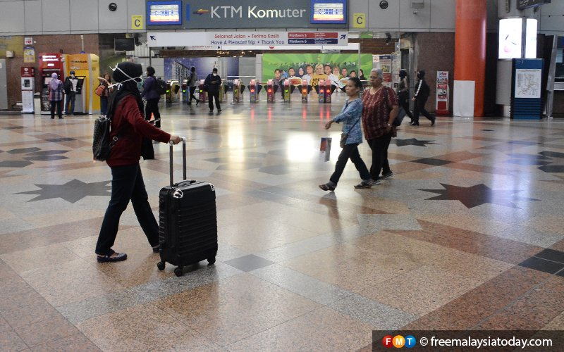 KL Sentral to close from 11pm-5am throughout MCO