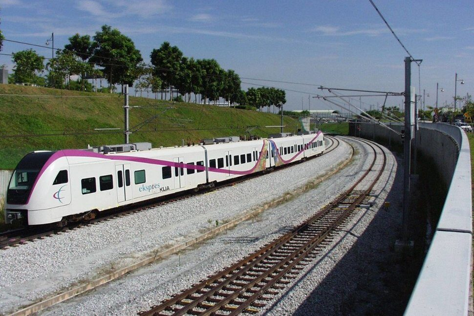 Both the KLIA Express and KLIA Transit train services have start operating again, but will introduce a limited service schedule for a month. - Filepic