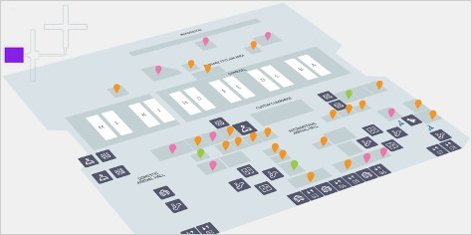KLIA layout plan, guide on getting around the Kuala Lumpur