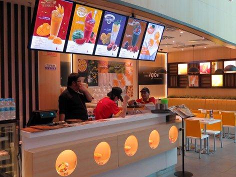 Food and beverages shops at klia2 – klia2 info