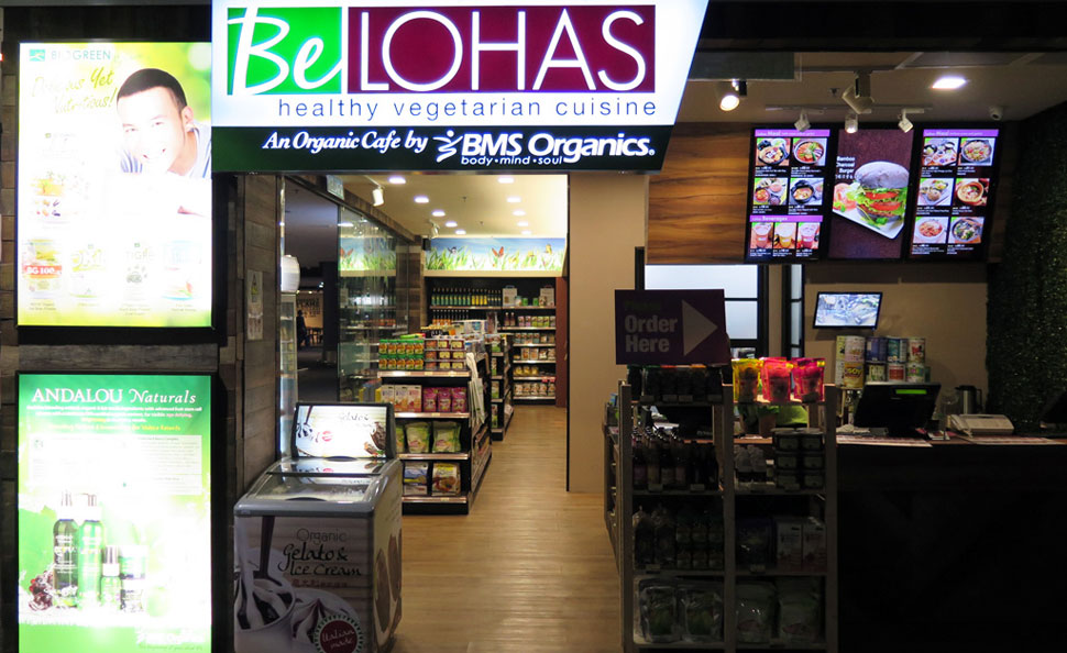 Be Lohas Vegetarian Cuisine