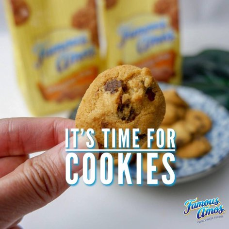 It's time for cookies