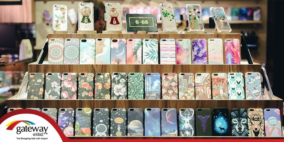 FoneShark's phone cases