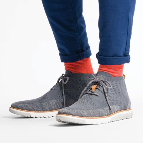 Hush Puppies Expert Knit Chukka