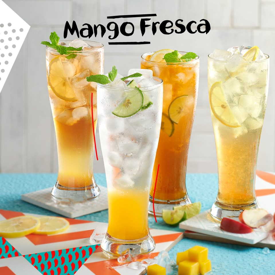 Nando's is introducing the newest addition to their Designer Drinks family, Mango Fresca!