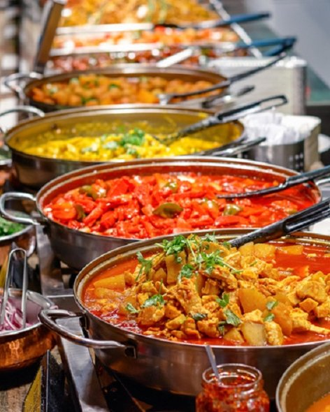 Indian cuisines