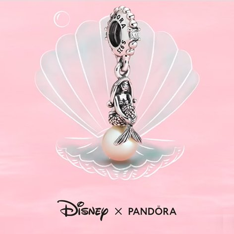 Disney's Little Mermaid Charms