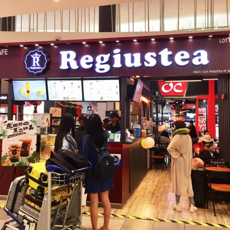 Regiustea at klia2