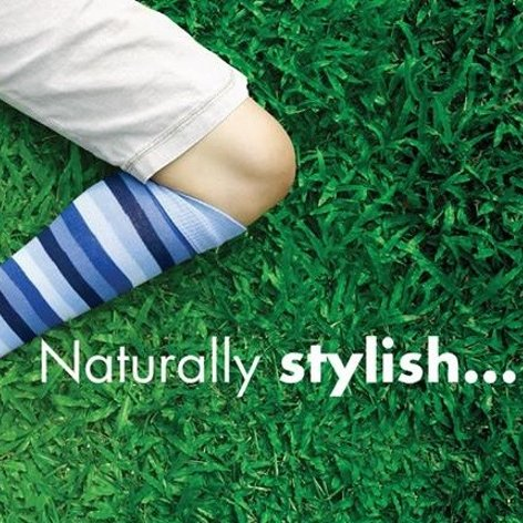 Naturally stylish