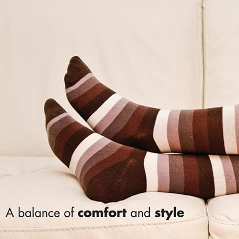 A balance of style and comfort