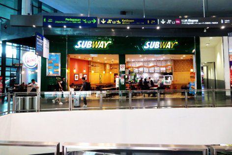 Food And Beverages Shops At Klia2 Klia2 Info