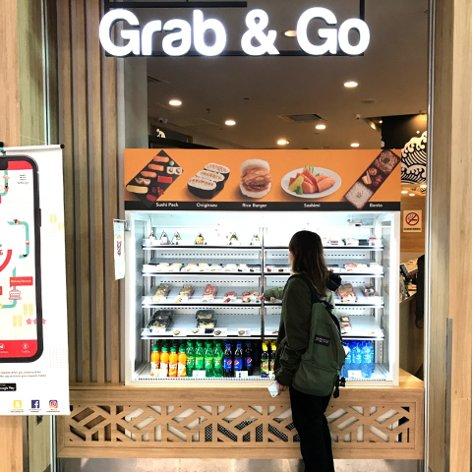 Sushi King's Grab & Go