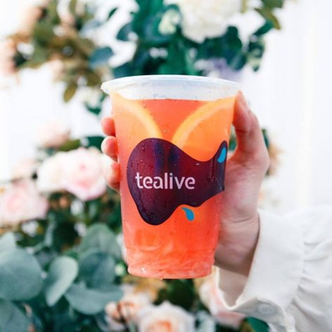 Tealive's Favourites