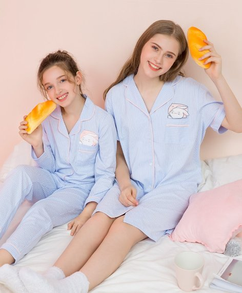 Sleepy Bunny Loungewear Collection