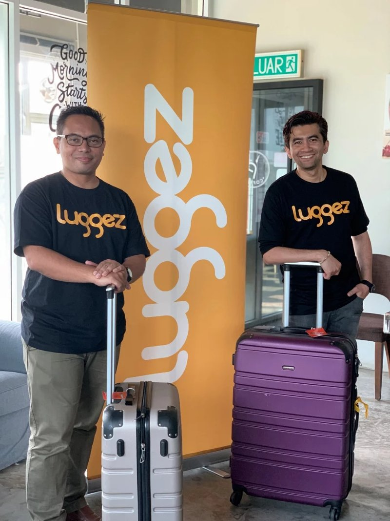 Avoid the hassle, let Luggez handle your luggage