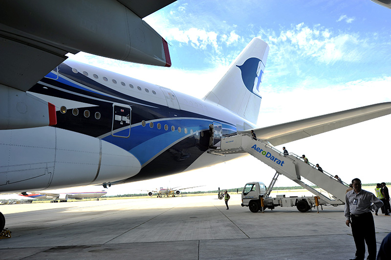 MAB to provide MRO services