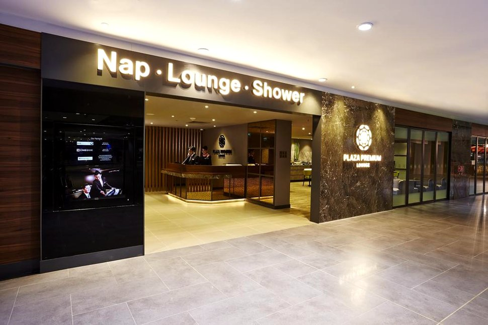 Plaza Premium Lounge at Level 2M of Gateway@klia2 Mall