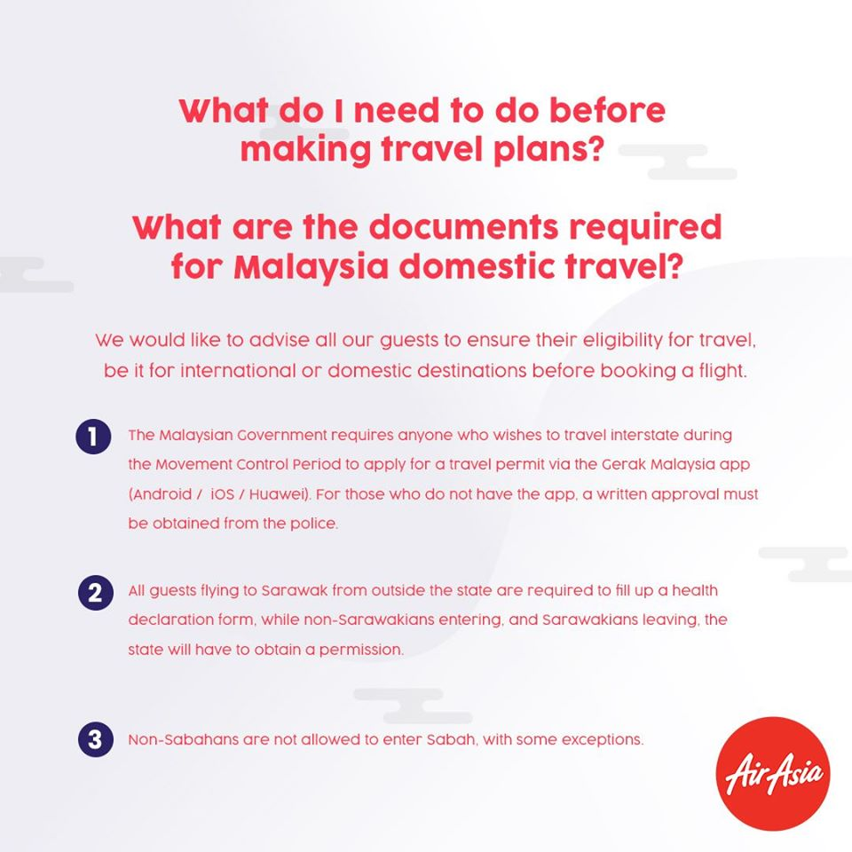FAQs - What do I need to do before making travel plans? What are the documents required for domestic travel?