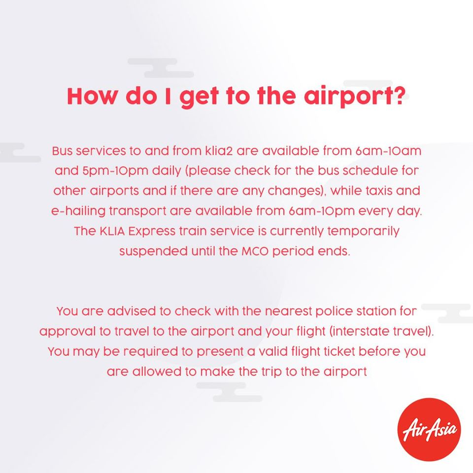 FAQ - How do I get to the airport?
