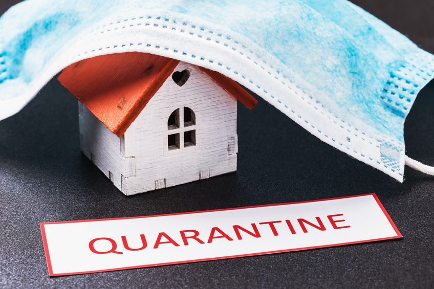 40,000 people can be housed in 409 quarantine centres nationwide