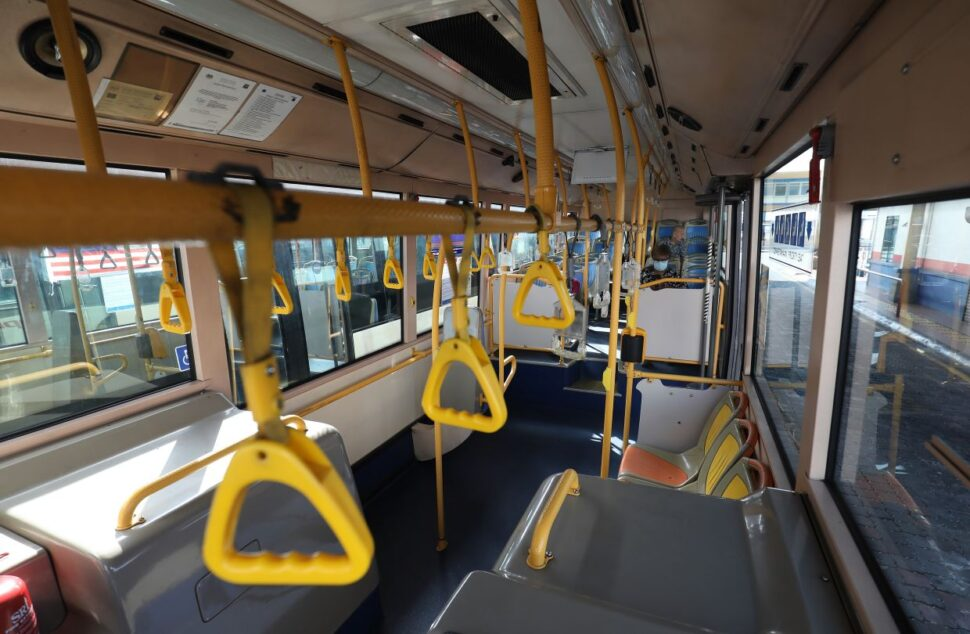 Rapid bus ridership goes down with movement control order